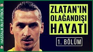 Zlatan Ibrahimovic Hikayesi | PART 1 (1996-2008) ZLATAN TARZI