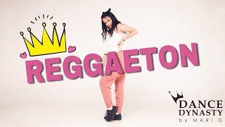 Что такое РЕГГЕТОН? Reggaeton в Dance Dynasty by MARI G👑