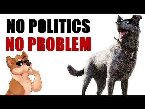 No Politics, No Problem (Downward Thrust Response)