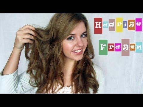 Haarige Fragen! - Meine Haarfarbe   Lovethecosmetics