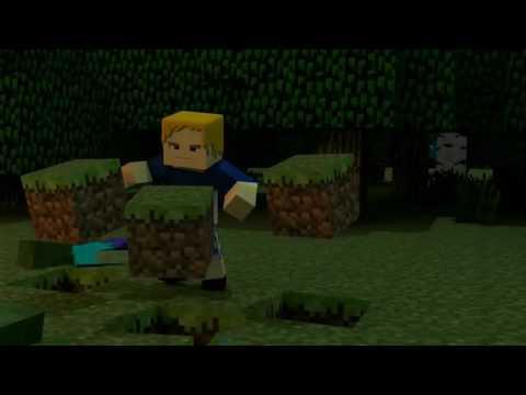 ♪'Burası Minecraft /BurakOyunda ve Anıl Piyancı