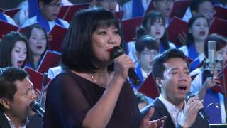 Con Yêu | Cẩm Vân - Khắc Triệu - Doanh Nhân Hát ft. MPU Choir | Giấc mơ đêm mùa đông 2015 (OFFICIAL)
