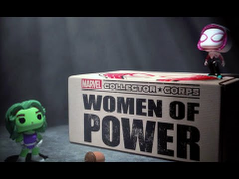 Marvels Collectors Corp (Women of Power)