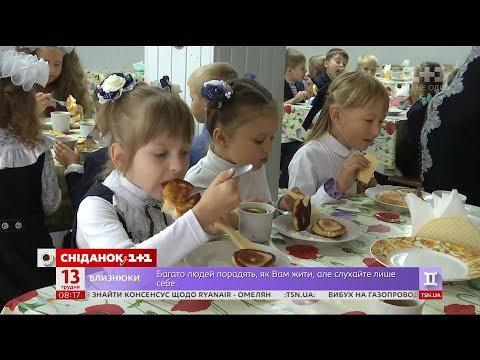 Сніданок з 1+1: У МОЗ переглянули норми харчування для дітей і дорослих