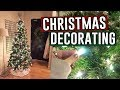 DECORATING MY APARTMENT FOR CHRISTMAS!! // Jill Cimorelli