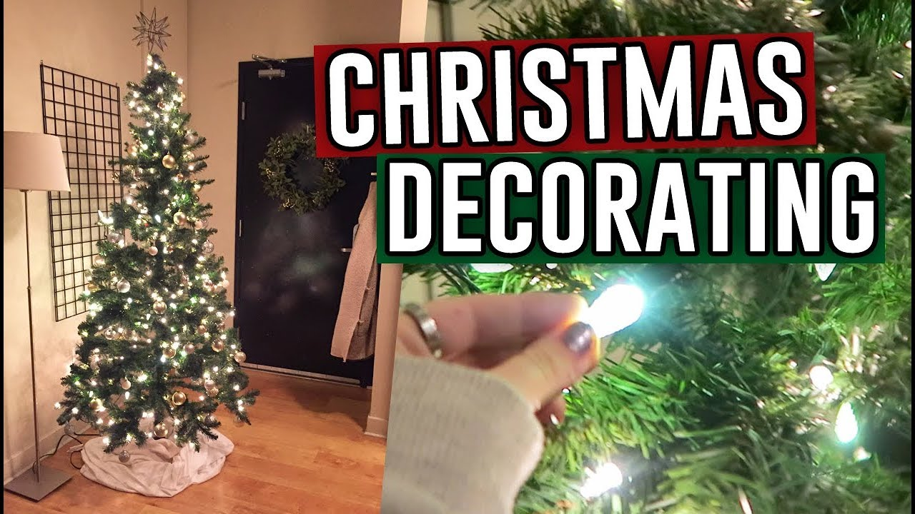decorating my apartment for christmas jill cimorelli - Decorating My Apartment For Christmas