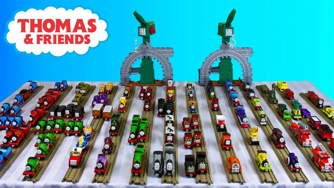 Thomas And Friends Take Along Toys 104