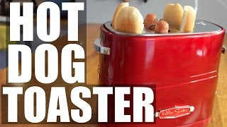 Pop-Up HOT DOG TOASTER Test | Does It Work?