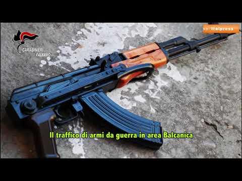 Traffico di armi, diamanti e oro: mafia e jihadisti