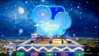 Disney Channel Spain - Christmas Advert and Ident 2011