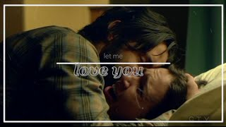 Jack & Rebecca | let me love you {1x01}