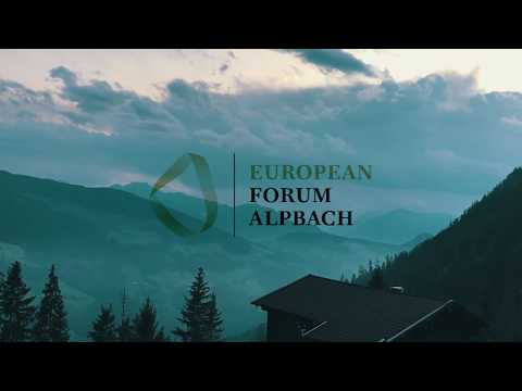Europäisches Forum Alpbach 2017