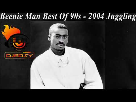 Beenie Man Best Of 90s - 2004 Juggling Mix By Djeasy