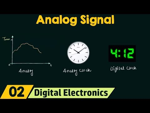 What is an Analog Signal?