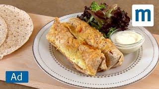 Easy Veggie Enchiladas | The Tesco Eat Happy Project