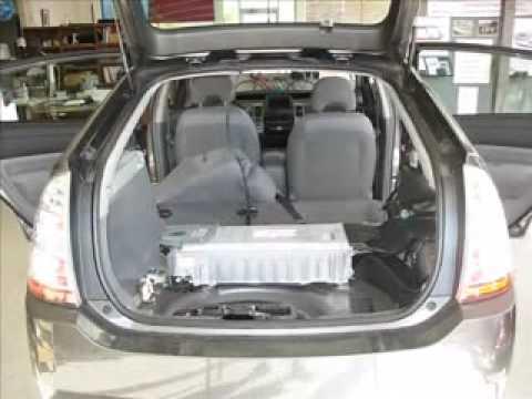 Prius A123 Lithium Ion Plug In Conversion