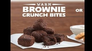 We Shorts - Del Taco Brownie Crunch Bites