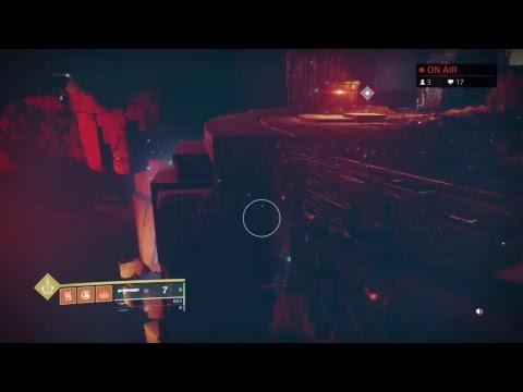 Destiny 2 warlock gameplay