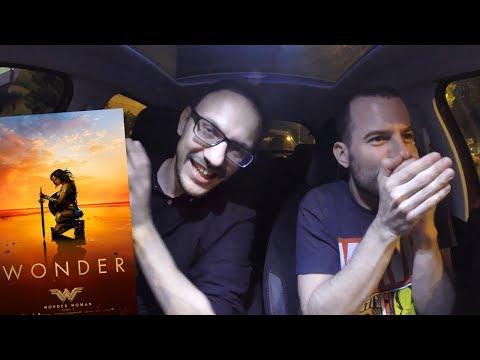 SPOILER CAR: Wonder Woman