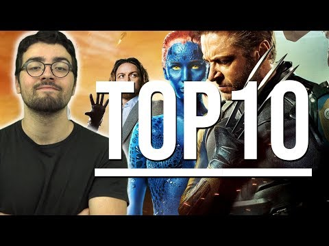 X-MEN: TOP 10 FILMS (avec Dark Phoenix)