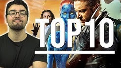 X-MEN: TOP 10 FILMS