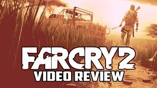 Far Cry 2 PC Game Review - African Driving Simulator