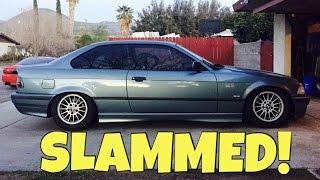 The $500 Drift Build - E36 Slamming It!