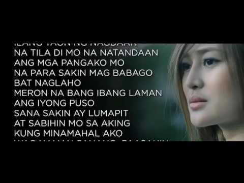 Hanggang Kailan   Kawayan, Flick One, Jhanelle, Lilron, Curse One   Lyrics