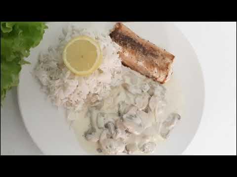 recette-de-sauce-crème-fraîche-aux-champignons-de-paris-et-au-saumon:-rapide,-facile-et-gourmande!!!