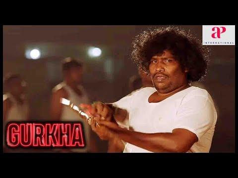 Gurkha 2019 Tamil Movie Comedy Scene | Yogi Babu gets rejected | Ravi Mariya Comedy