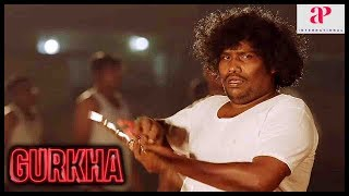 Gurkha 2019 Tamil Movie Comedy Scene | Yogi Babu gets rejected | Ravi Mariya Comedy