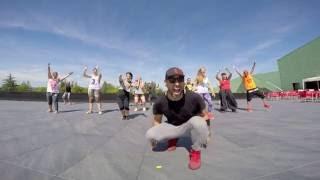 Al Mal Tiempo Buena Cara - Srta Dayana - Salsation® Choreography by SMT Luis Calanche