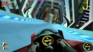 Powerdrome - Jannek Classic - Planet Buster missile complex
