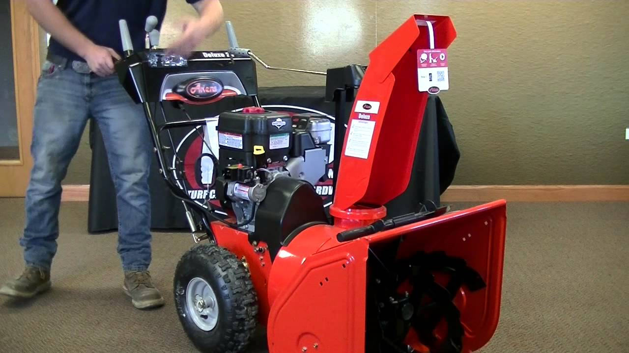 Toro Power Max 826 OXE Two Stage Snow Blower 37799