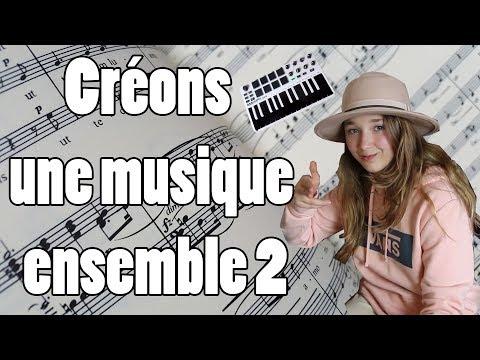 Créons Une Musique Ensemble #2 // Satine Walle