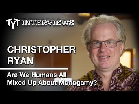 """Go Ahead, F**k The Nanny,"" Says ""Sex At Dawn"" Author Chris Ryan (Interview w/ Ana Kasparian)"