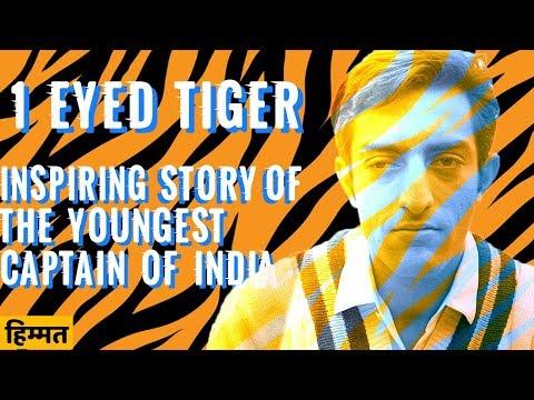 "One Eyed ""TIGER"" Pataudi...Inspiring Story of Youngest Captain. Hum Jeetenge"