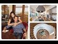 ★ Tour Cindy Crawford And Rande Gerber 'S Their Stunning Malibu Home | HD