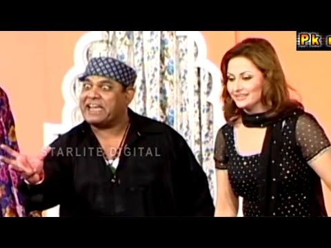 Best of Agha Majid and Nargis Stage Drama Full Comedy Clip