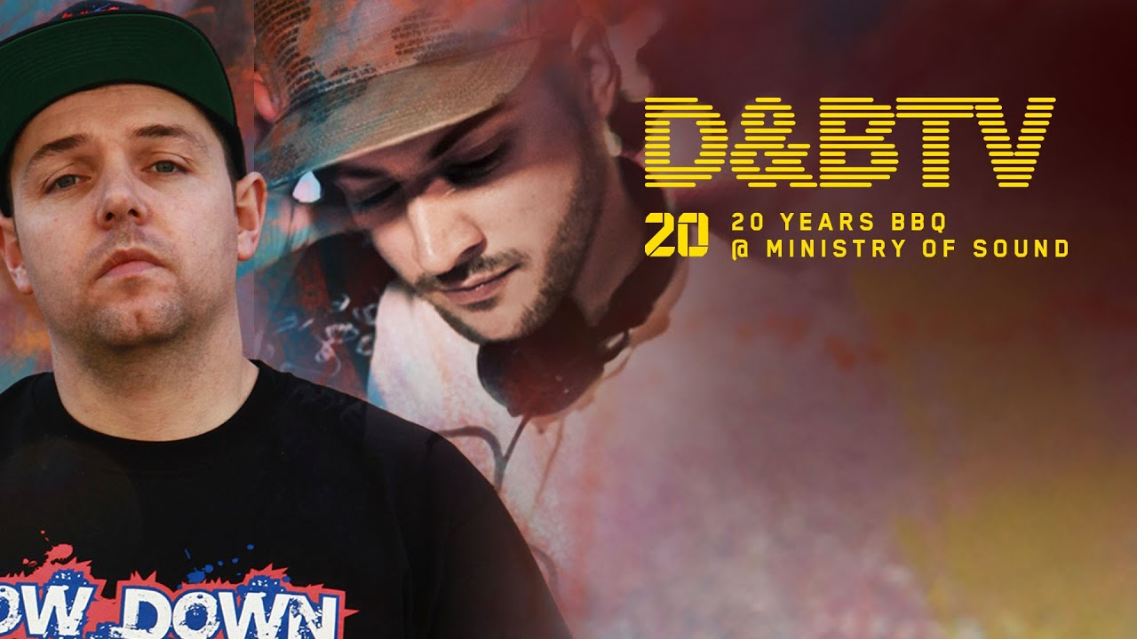 Drum&BassArena 20 Years Summer BBQ - Serum & Voltage ft. YoungaFox MC