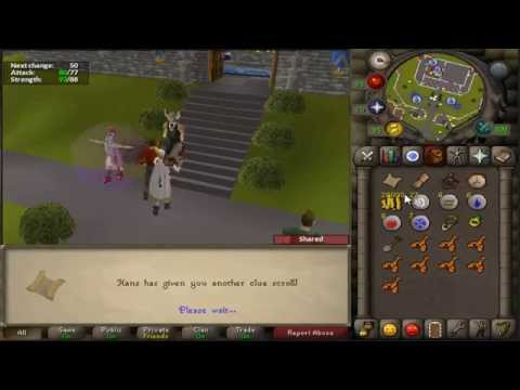Snah? I feel all confused like one of those cakes... - Old School RuneScape