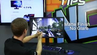 ASUS PB278Q LCD LED Monitor Showcase - This. Thing. Rocks. NCIX Tech Tips