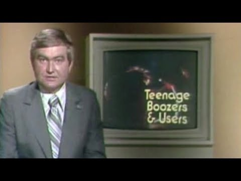 Teenage Boozers and Users, May TV Sweeps in 1980,