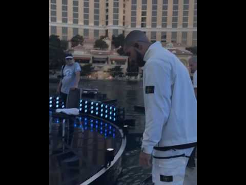 Drake (before live performance) Billboard Music Awards 2017