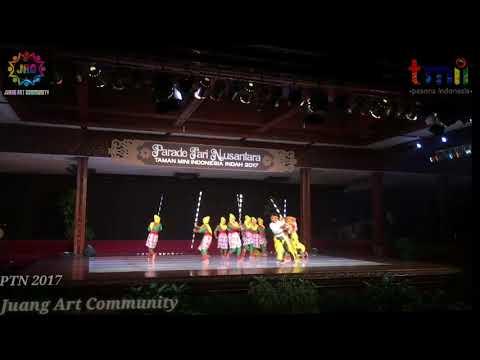 Juang Art Community Aceh #Paradetarinusantara2017