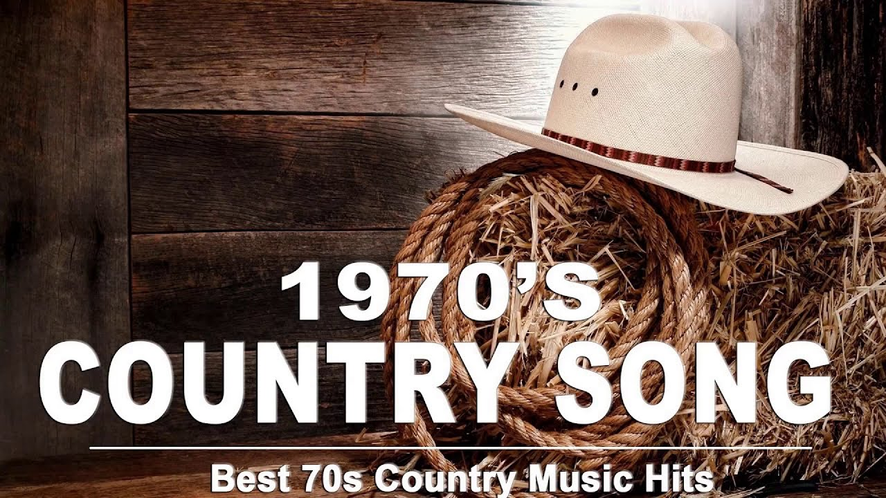 Greatest Country Songs Of 1970s - Best 70s Country Music Hits - Top Old Country