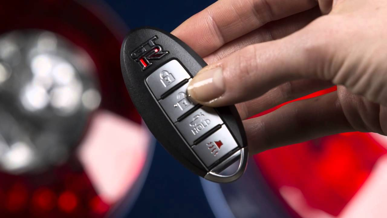 2015 Nissan Gt R Nissan Intelligent Key 174 Amp Locking