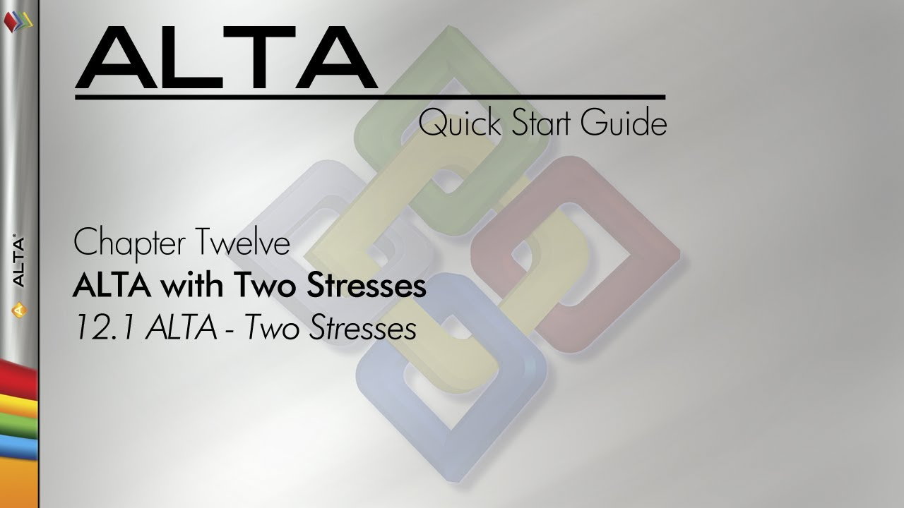 Alta 8 quick start guide chapter 121 accelerated life testing alta 8 quick start guide chapter 121 accelerated life testing data analysis two stresses 1betcityfo Gallery