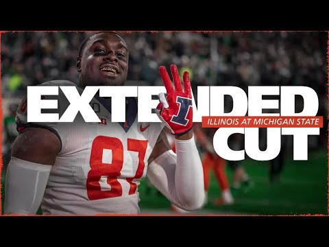 Illinois Football | The Comeback In East Lansing | Extended Cut