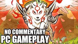 OKAMI HD - PC Gameplay / No Commentary